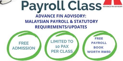 Payroll Class