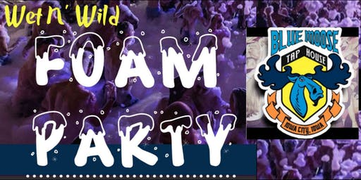 Wet 'N' Wild Foam Party