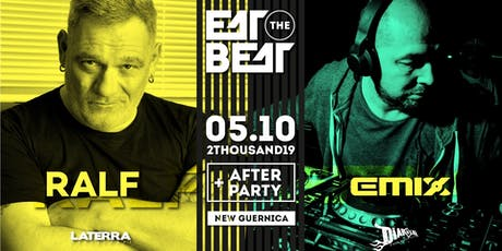 Eat The Beat Presents : Dj Ralf & Emix  tickets