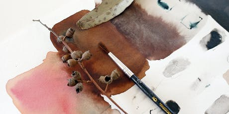Abstract Watercolour Workshops tickets