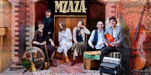 MZAZA House Concert (La Hacienda)