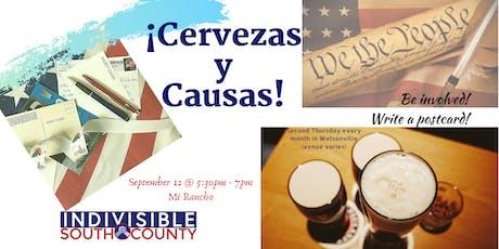 ¡Cervezas y Causas! tickets