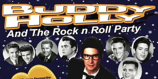 Buddy Holly & The Rock n Roll Party at Dural Country Club