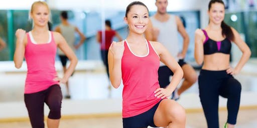 FREE Workout at UE Bizhub EAST: Cardio Kickboxing! (September 2019)