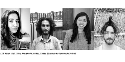 Serendipity Arts Foundation Presents Dharti Arts Residency Open Studio