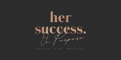 Her Success On Purpose