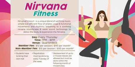 Nirvana Fitness  tickets