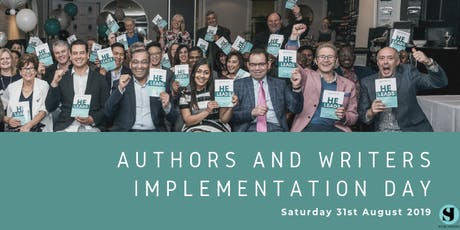 Authors & Writers Implementation Day  tickets