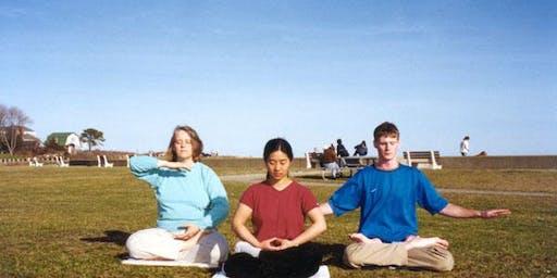 Falun Dafa Meditation Class