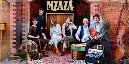 MZAZA House Concert (Noosa)
