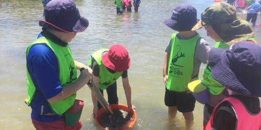 Kids School Holiday Fishing Lesson Maroochydore