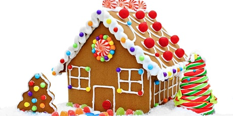 Gingerbread house making for youth tickets