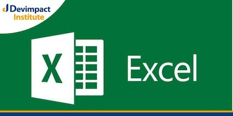 Training on Business Analytics with Excel tickets