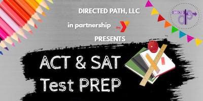 SAT/ACT Test Prep Pop Up Shop