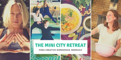 The Mini City Retreat Autumn Equinox tickets