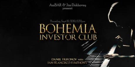 Bohemia Investor Club: Daniil Trifonov & SF Symphony tickets