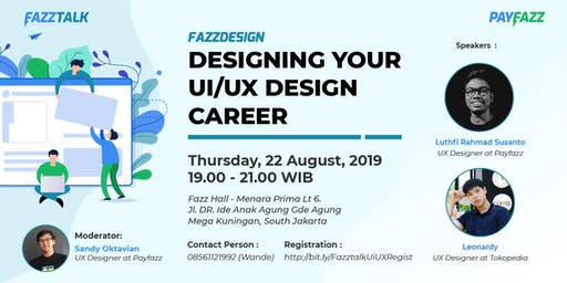 Designing your UI/UX Design Career