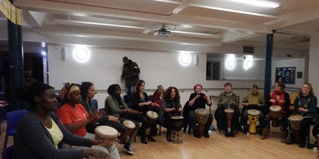 Free African Drumming and Dancing tickets