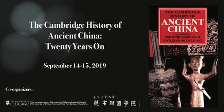 The Cambridge History of Ancient China: Twenty Years On tickets