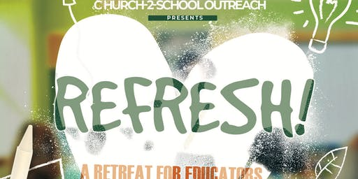 REFRESH! | A Retreat for Educators & Youth Workers