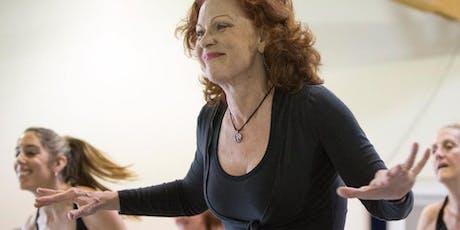 Ann Barrett Jazz Master Class! tickets