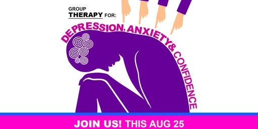 Group Hypnotherapy for Depression, Anxiety and Lack of Self Confidence