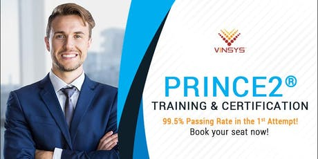 PRINCE2 Foundation Certification Training Course tickets