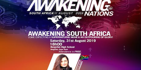 Awakening South Africa  tickets