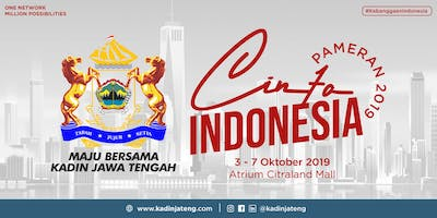 Cinta Indonesia Expo 2019