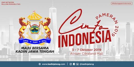 Cinta Indonesia Expo 2019