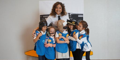 Girls in Aviation Day, Madrid