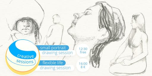 Creative Sessions - Drawing Day
