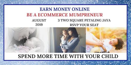 Be Your Own Boss. Be an Ecommerce Womenpreneur.
