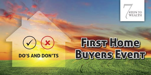 First Home Buyers 05 SEPTEMBER 19 - Springfield Central, QLD