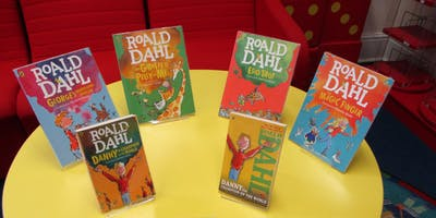 Hooray for Roald Dahl! (Burscough)