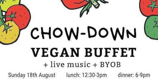 Chow-down Vegan Buffet