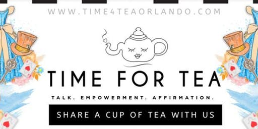 Time for TEA 2019