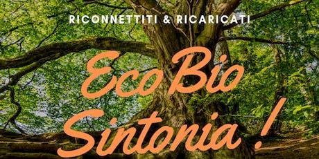 EcoBioSintonia biglietti