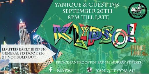 K'Lypso! Carnaval Rooftop Dance Party