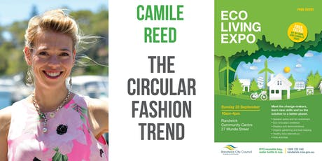 Camille Reed – The Circular fashion trend  tickets