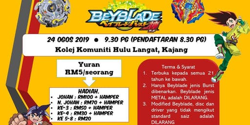 MBSDHL Beyblade Battle