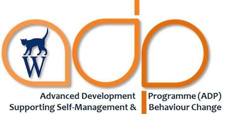 Islington Advanced Development Programme 5 tickets