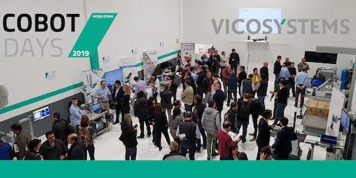 COBOT DAYS 2019. Ponencia: Sistemas de visión en robótica colaborativa.