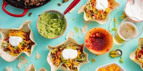 Mexican Madness - Kids Cooking Class tickets