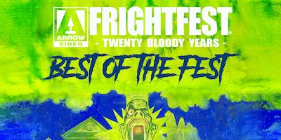 ARROW VIDEO FRIGHTFEST BEST OF THE FEST / QUIZ NIGHT !