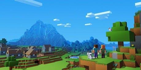 Einmaliger Ferien-Aktionstag: Minecraft Tickets