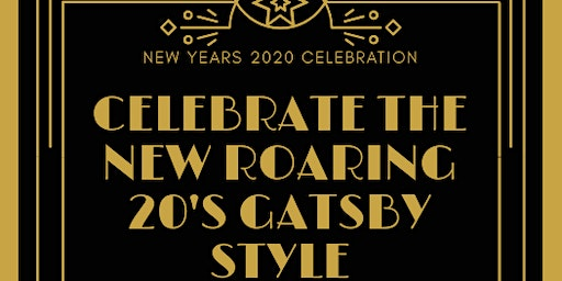 Great Gatsby New Year's Party Supporting the Kid Closet