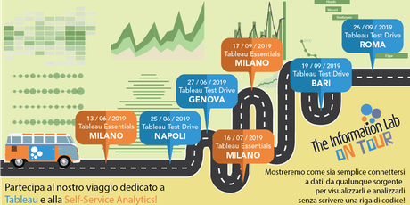 Tableau Til On Tour - Test Drive Milano tickets