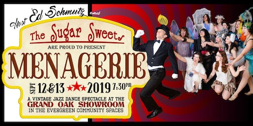 The Sugar Sweets Present: Menagerie