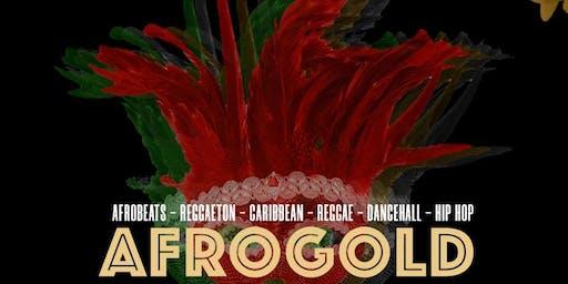AFROGOLD FRIDAYS @ AMBIANCE LOUNGE SACRAMENTO